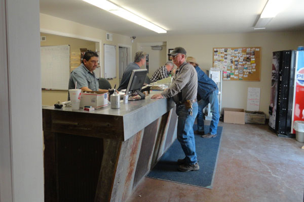 Expert salesmen at A-1 Auto and Truck Recyclers near Penrose, CO